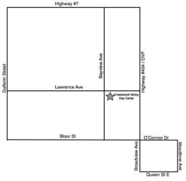 crestwood camp boundaries map